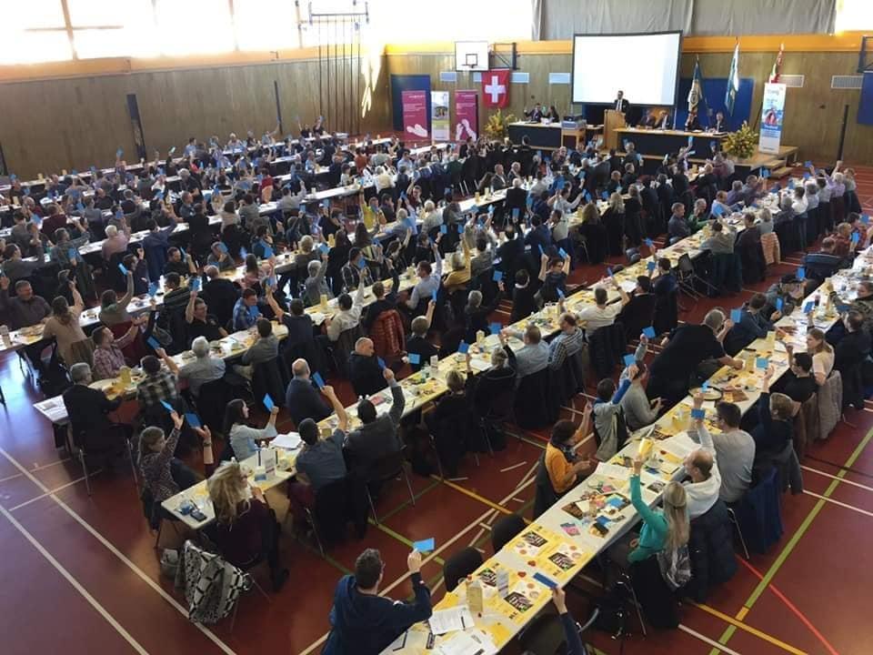 Delegiertenversammlung des LKBV