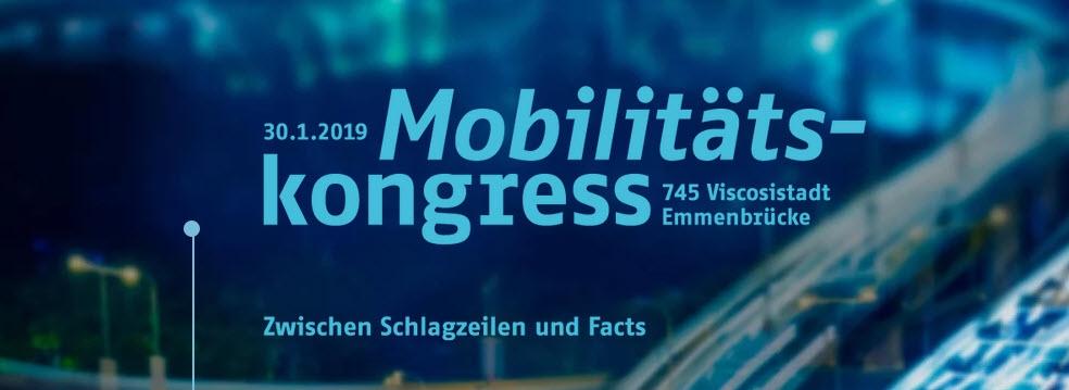 Mobilitätskongress 2019