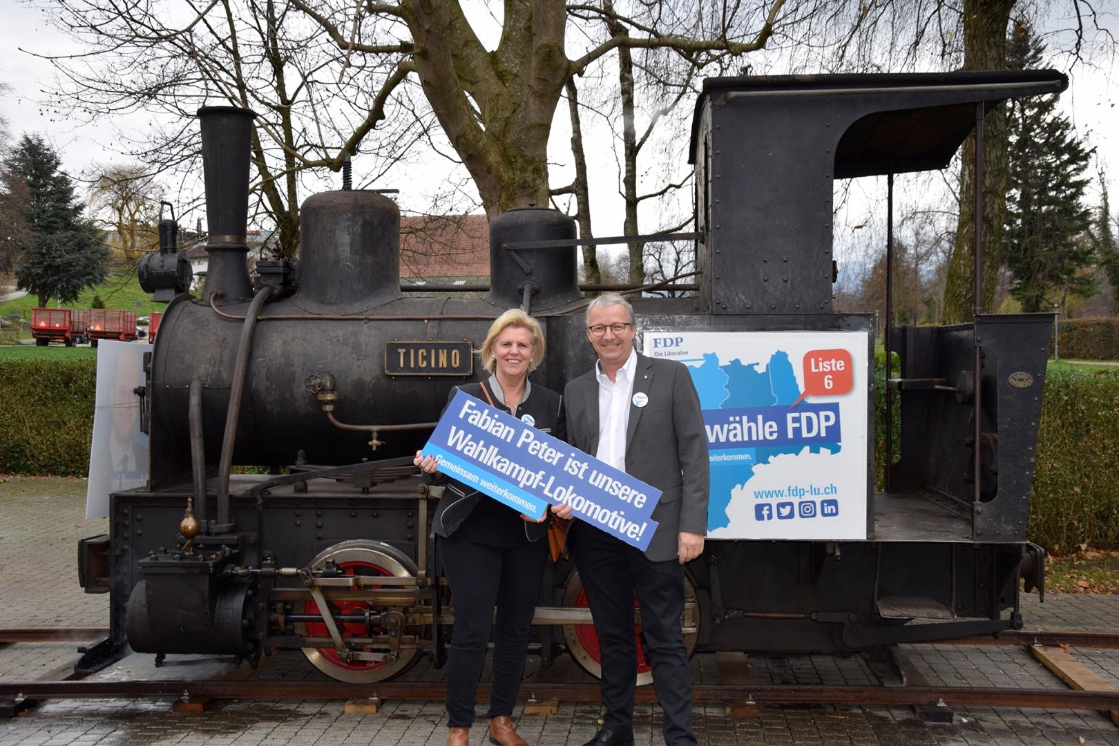 Parteitag der FDP.Die Liberalen in Sempach