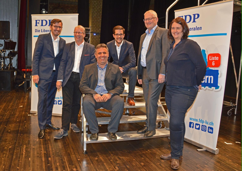 Kantonsratskandidaten aus Emmen