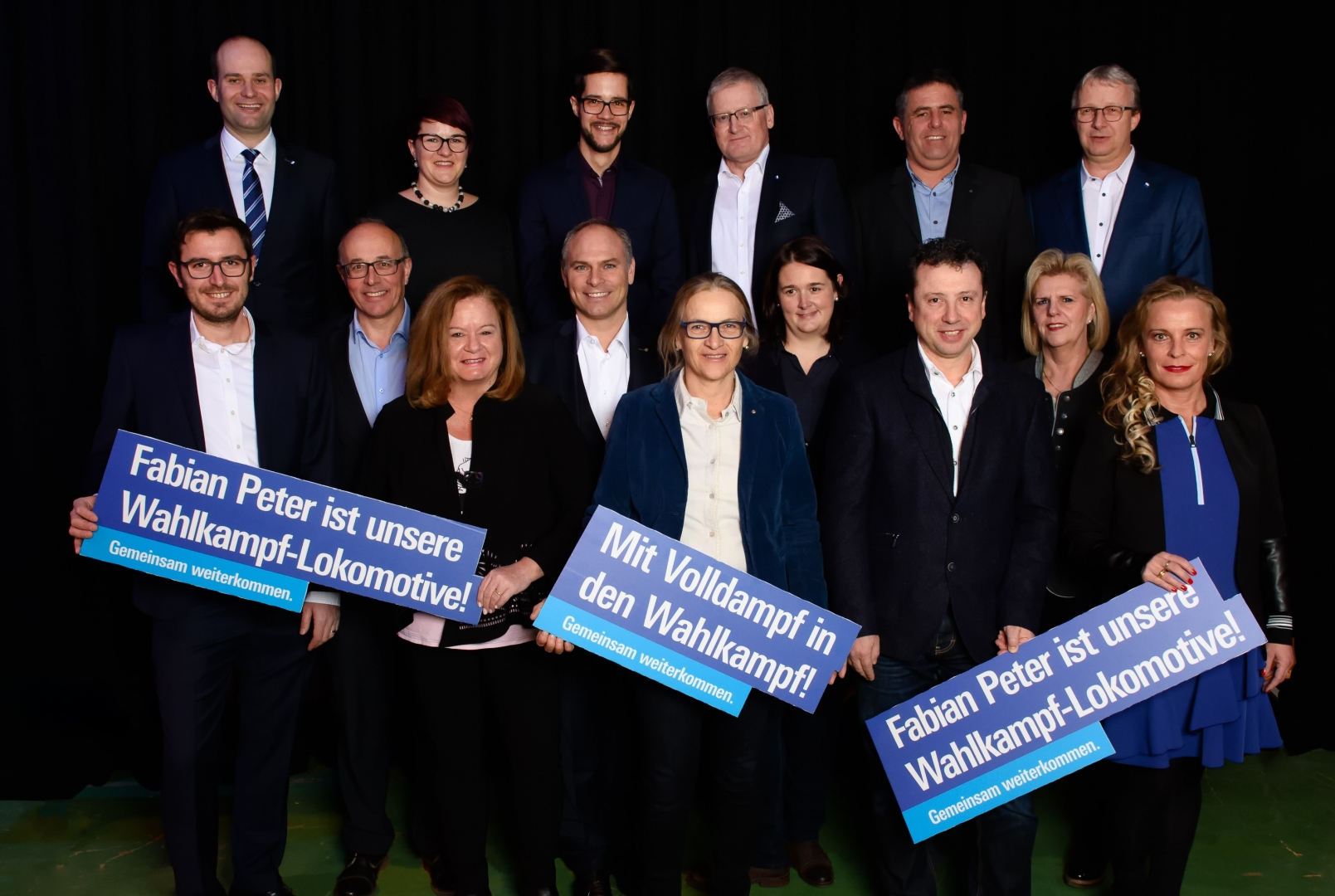 Die Kandidaten des Wahlkreises Hochdorf